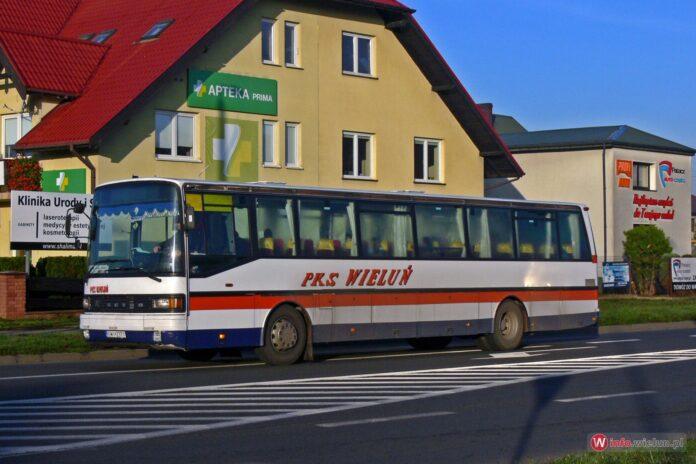 Autobus PKS Wieluń