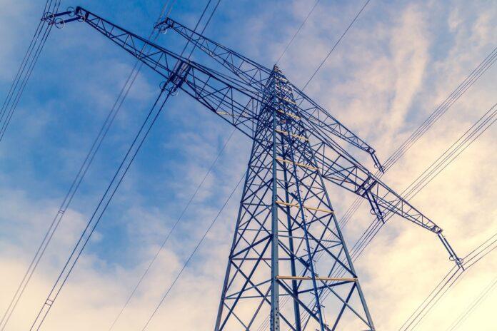 Słup energetyczny