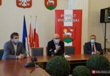 Władze powiatu wieluńskiego