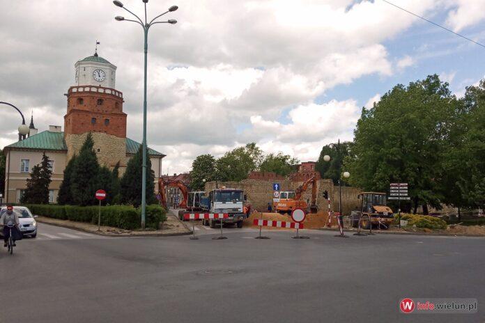 Ulica Barycz w Wieluniu