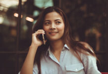Rozmowa, telefon, smartfon